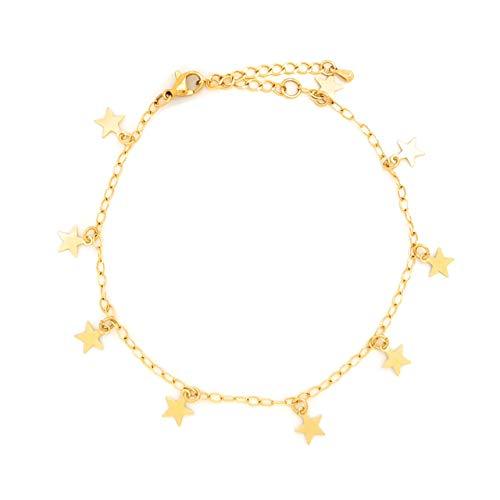 Tobillera Joyeria marca Elegantia Jewelry