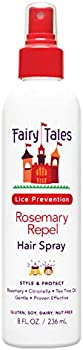 Fairy Tales Rosemary Repel Daily Kid Hair Spray, 8 Fl Oz