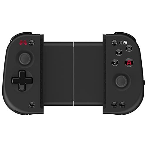 FanLe Controller di Gioco Wireless Bluetooth Maniglia Stretch Gamepad, Controller di Gioco Mobile per iOS Android, Joystick per Gamepad telescopico Bluetooth