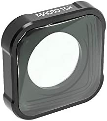 QKOO 15X Macro Lens for GoPro Hero 9 Black Sport Action Camera Close Up Filter for HERO9 Black product image
