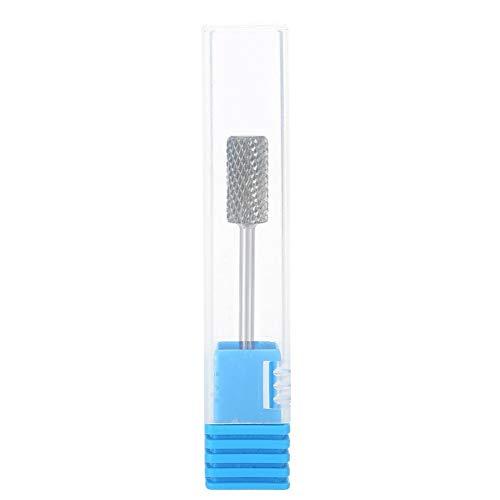 """Cabeça de lixa de unha 3/32""""bits para polimento, Nail Art Drill Gel Removendo as ferramentas ideais para manicure e pedicure (A)"""