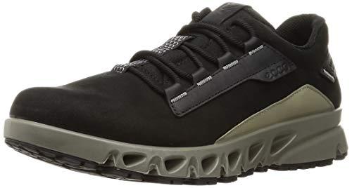 ECCO Herren Multi-vent Hiking Shoe Laufen, Black, 41 EU