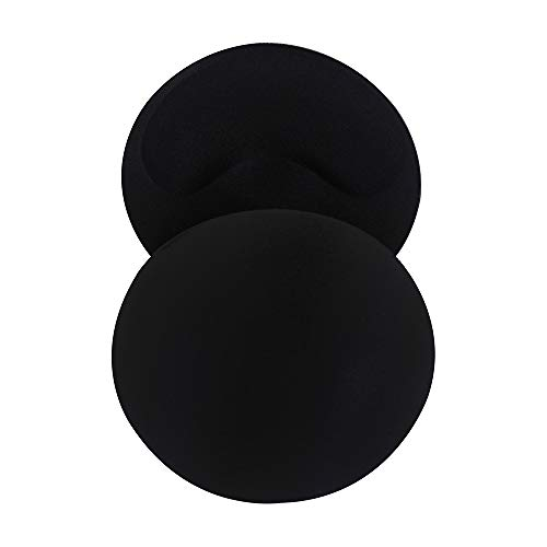 2 paar Ronde Push up Pads Borstkussens Voor Bikini Padding Insert Yoga Sport BH Accessoires
