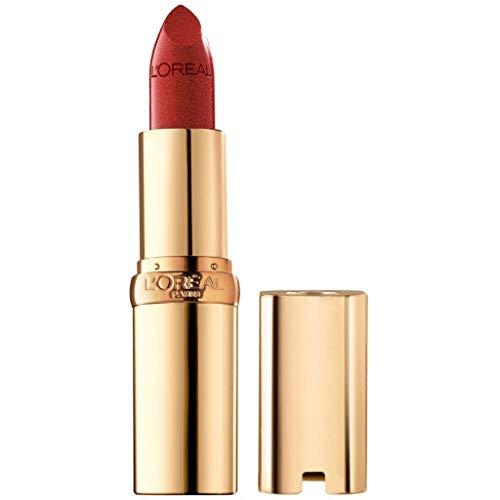 L'Oreal Paris Makeup Colour Riche Original Creamy, Hydrating Satin Lipstick, 303 Blazing Lava, 1 Count
