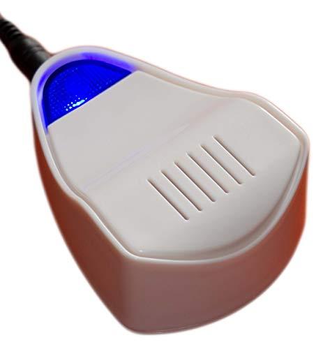 Anti-Milben-Stecker, Ultraschall-Abwehr gegen Asthma, Allergien und Ekzeme, 100 % sicher, ungiftig, frei von Chemikalien