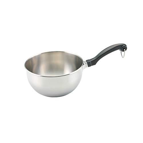 Farberware Classic Stainless Steel Sauce Pan/Saucepan/Saucier, 1.5 Quart, Silver