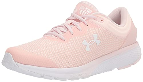 Under Armour Women's Charged Escape 3 BL Running Shoe, Micro Pink (602)/Micro Pink, 7