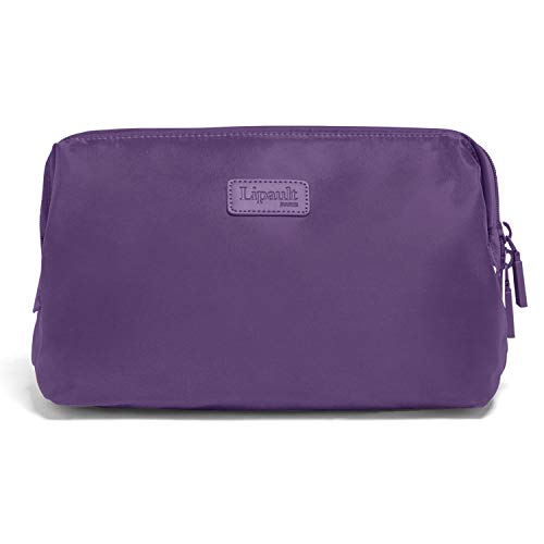 Lipault - Beauty Case Plume Accessories - Borsa 12' Compatta da Viaggio - Light Plum