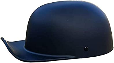 Vintage Motorcycle Helmet Adults Open-Face Motorbike Helmets Retro Half Helmet for Scooter Moped Baseball Cap Men and Women Street Cruiser Jet Style DOT Certified Helmet 1,M