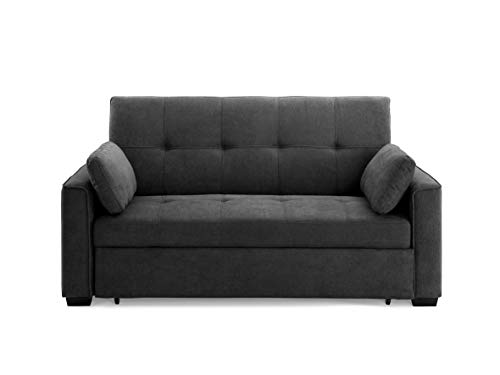 Mechali Products Furniture Sofa Sleeper Convertible into Lounger/Love seat/Bed - Twin, Full & Queen Sizes - (Queen)