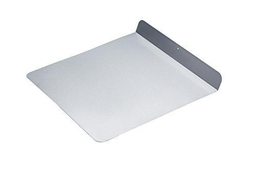 Kitchen Craft Hoja de Respaldo Bandeja Antiadherente de 33.5 cm x 32 cm, Acero, Gris (Gray), 31.8x34x3 cm