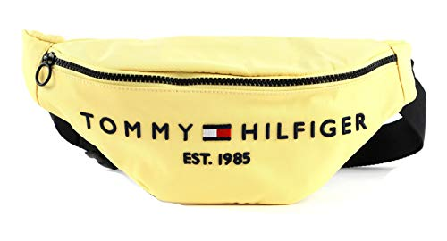 Tommy Hilfiger Men's TH Established Bag, Delicate Yellow, One Size