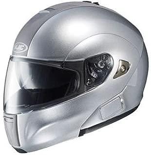 HJC IS-MAX Bluetooth Modular Helmet - Small/Silver