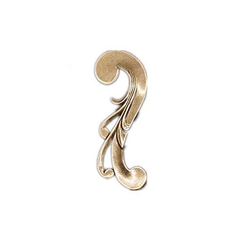 Embragues de mujer Tiradores y manijas for los muebles de cocina Armario de la puerta Armario Armario Armario Armario Baño Para mujeres formales diseñadas ( Color : Brass , Size : M )