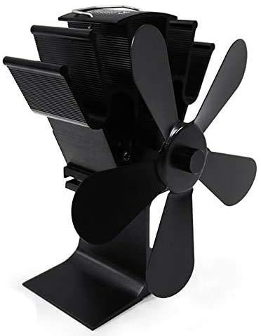 VAN+ Ventilador de Estufa Alimentado por Calor,