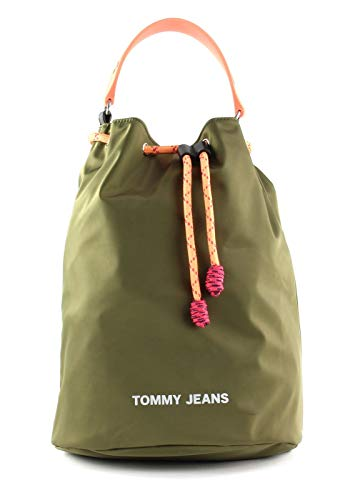 Tommy Hilfiger TJW Nautical Mix Drawstring Nylon Capers Mix