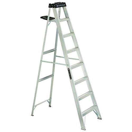 Louisville Ladder AS3008 Aluminum 8-Foot Ladder...