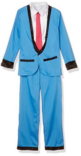 Smiffy's - Disfraz de Traje años 60 para Hombre, Talla M (39963M)