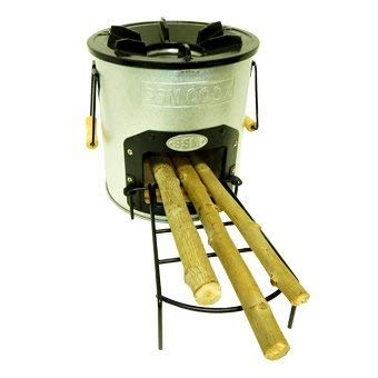 Cascadia One Door Cook Stove