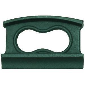 MOB Outillage 6351000010 - Ferro a gradino, in plastica, colore: Nero