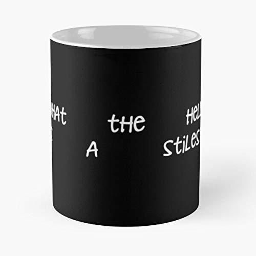 92Wear Stiles Stilinski Lydia Martin Teen Wolf Stydia - Best 11 Ounce Cerámica Coffee Mug Gift