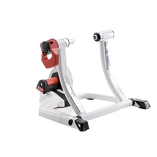 Rodillo Bicicleta Plataforma De Ciclismo Interior, Un Soporte De Bicicletas Que Se Puede Plegar Y Almacenar, Entrenador Que Puede Usar Un Software De Terceros para Conectarse Al Televisor