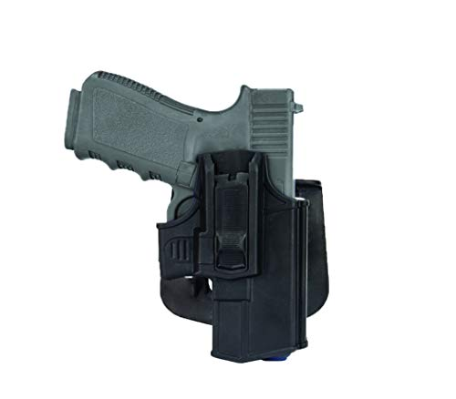 Polymer OWB Holster Compatible w/Canik TP9 Series, SA. SFX....