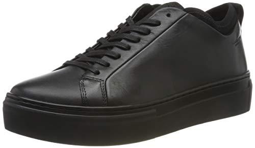 Vagabond Damen Zoe Platform Sneaker, Schwarz (Black/Black 92), 39 EU