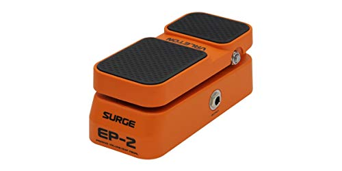 Valeton EP-2 Passive Volume & Expression Guitar Bass Keyboard Synth Synthesizer Workstation EXP Pedal