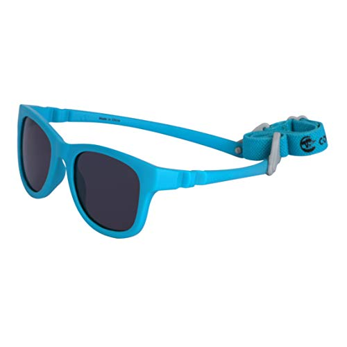 COCOSAND Baby Sunglasses 100% UV Protection with Adjustable Strap for Baby Toddler Girls & Boys Age 0-24months