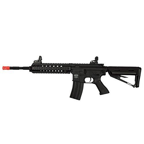 V-Tac 74206 Valken Battle Machine AEG Mod-L Rifle, Black