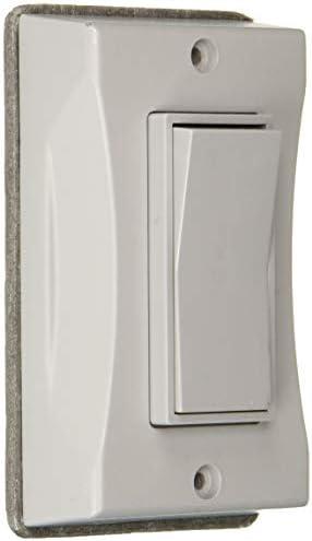Waterproof light switch covers