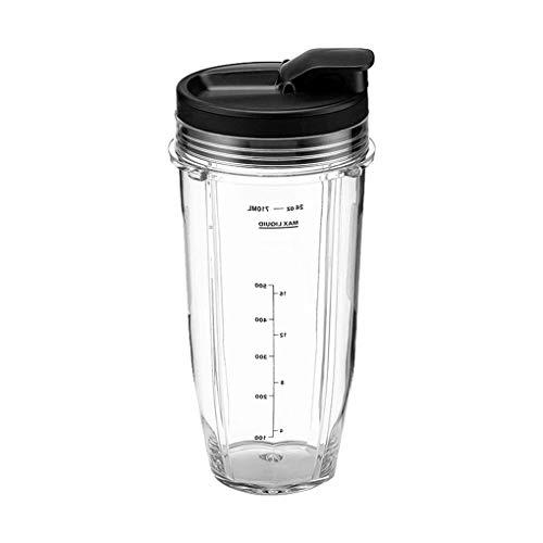 DJYJD Cuisine étanche Coupe Blender Leakproof Mixer Cup Juicer Accessoires Remplacement pour Ninja