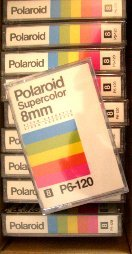 Why Choose Box of 10 Polaroid Supercolor 8mm Video Cassette Tapes