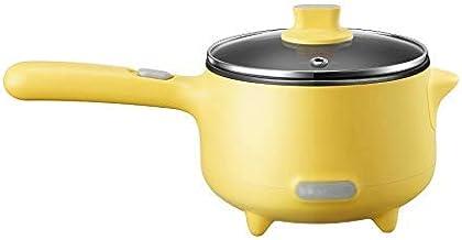 JSMY Cuisinière électrique Multi-Fonction Home Student Dormitory Cooking Noodle Pot Small Electric Pot Wok 1-2 People Mini...