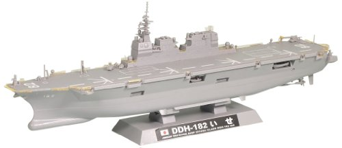 JMSDF Helicopter Equipped Defender DDH-182 Ise (Plastic model)