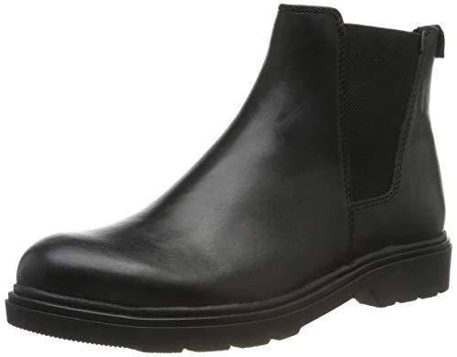 MARCO TOZZI Damen 2-2-25487-23 Chelsea Boots, Schwarz (Black Antic 002), 38 EU