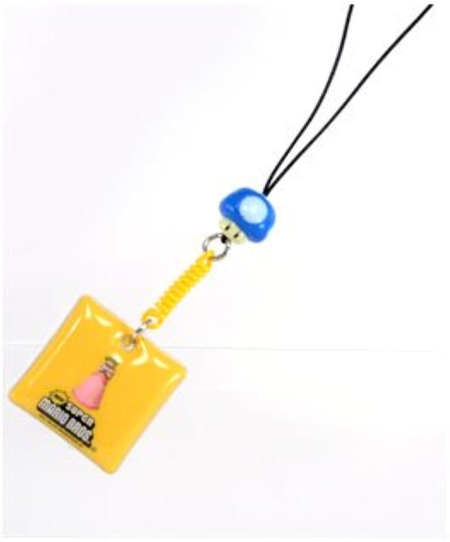 Super Mario Bredhers Swinger Screen Cleaners  bluee Mushroom  Princess Peach