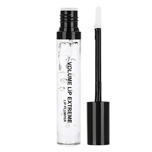 Semme Lip Plumper Gloss, Enhancer Liquide Naturel pour Rouge à lèvres Hydrate et élimine la Formation extrême de sécheresse.