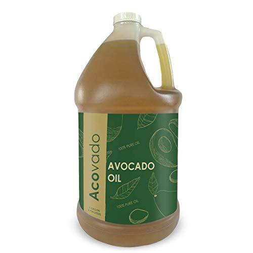 Acovado Organic Avocado Oil Cooking, Refined, High Heat Oil,128 FL Oz.
