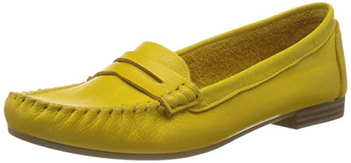 Tamaris Damen 1-1-24213-24 Slipper, Gelb (Sun 602), 41 EU