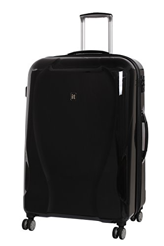 IT Luggage - Maleta Negro negro Large - 74.5 x 53 x 34.5 cm - 4.8 kg