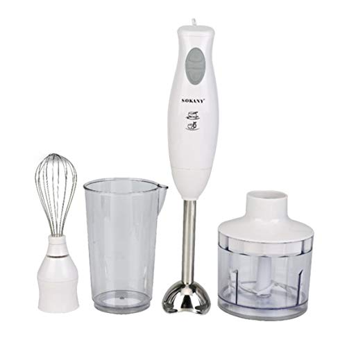 Multifunctional Stainless Steel Hand Blender 1000W High Power Electric Meat Mixer Egg Beater Food Cooking Tools