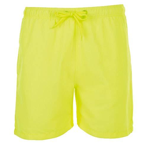 Sol's - zwembroek heren 'Sandy' / neon geel, XL