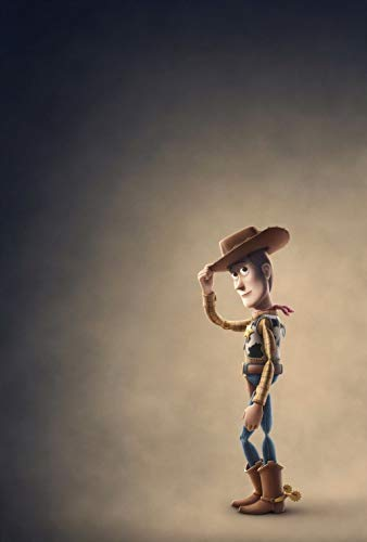 Lionbeen Toy Story 4 Movie Poster Cartel de la Pelicula 70 X 45 cm