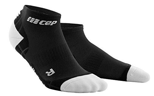 CEP Unisex-Adult x Socken, Ultralight-Black/Light Grey, 42-46