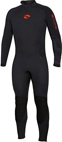 Bare Men's 5mm Velocity Ultra Progressive Full-Stretch Wetsuit Full Suit, LV-L