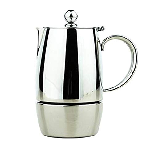 Why Should You Buy Moka Pot Home Coffee Maker Moka Pot Stainless Steel Coffee Pot Home Espresso Coff...