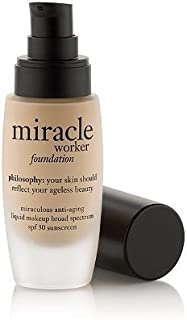 Philosophy Miracle Worker Foundation Shade 7 - 30ml - Full Size