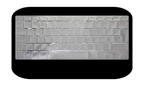 for MacBook Air Pro with Retina 11 12 13 15 17 Touch Bar 13.3 15.4 2017 Keyboard Cover Skin European Version-Pro 13 A1286-